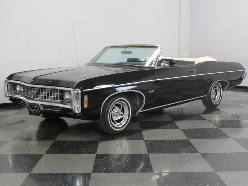 1969 Chevrolet Impala Is Listed Verkauft On Classicdigest In Fort Worth By Streetside Classics For 15995 Classicdigest Com
