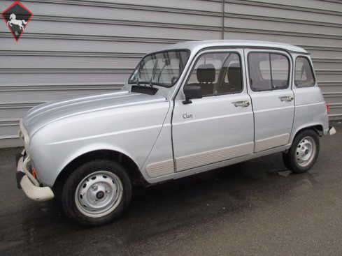 Renault 4 1992