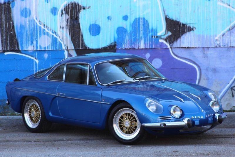 1969 renault alpine a110 sale