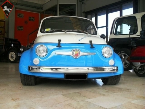 Fiat 500 1974