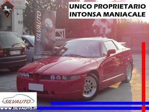 Alfa Romeo Zagato 1992
