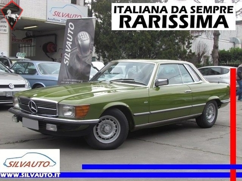 Mercedes-Benz 450SLC w107 1981