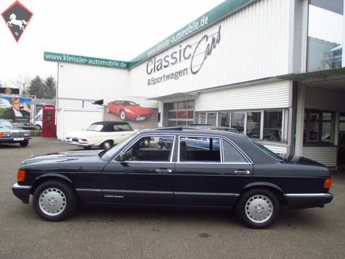 Mercedes-Benz 500 SE/L w126 1990
