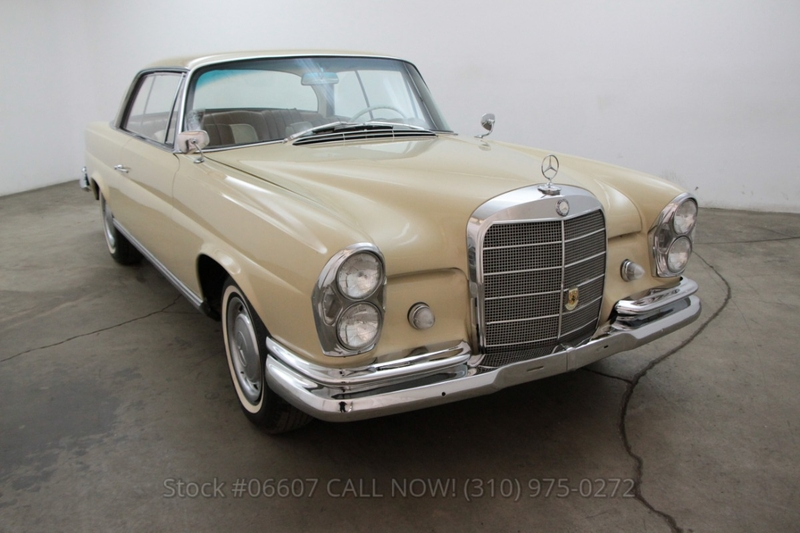 1963 mercedes benz 220se coup w111 is listed sold on for Mercedes benz parts los angeles