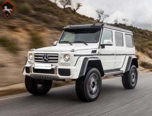 Mercedes-Benz G-Klass