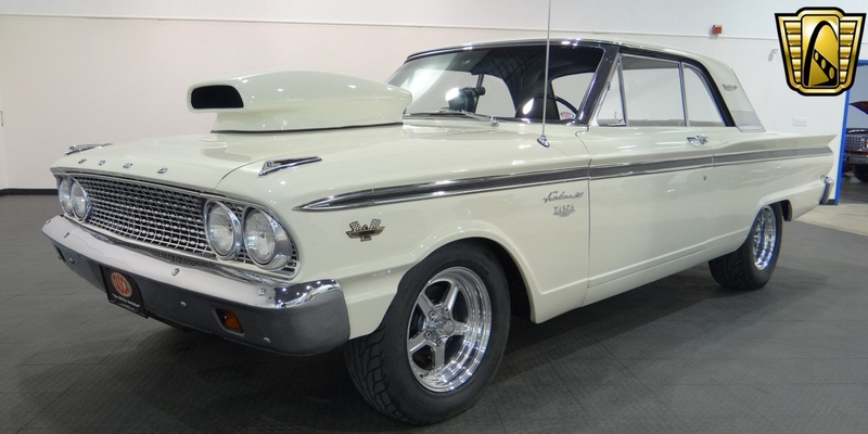 1963 Ford Fairlane is listed Sold on ClassicDigest in