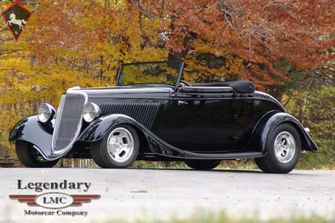 Ford Other 1934