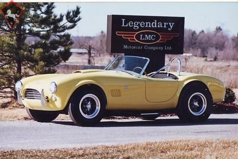 Shelby Cobra 427 1964