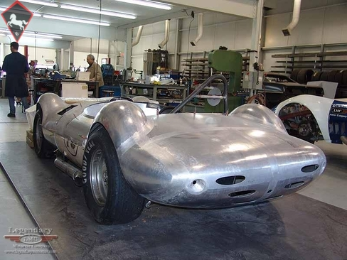 Chaparral other 1960