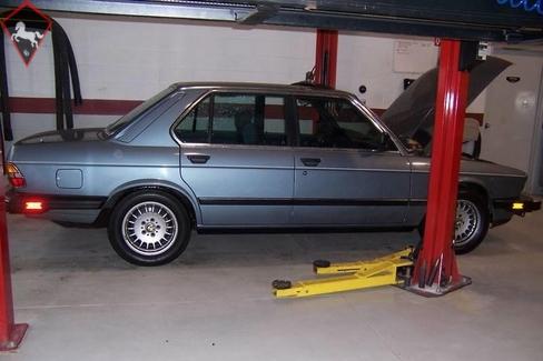 BMW 535 1988