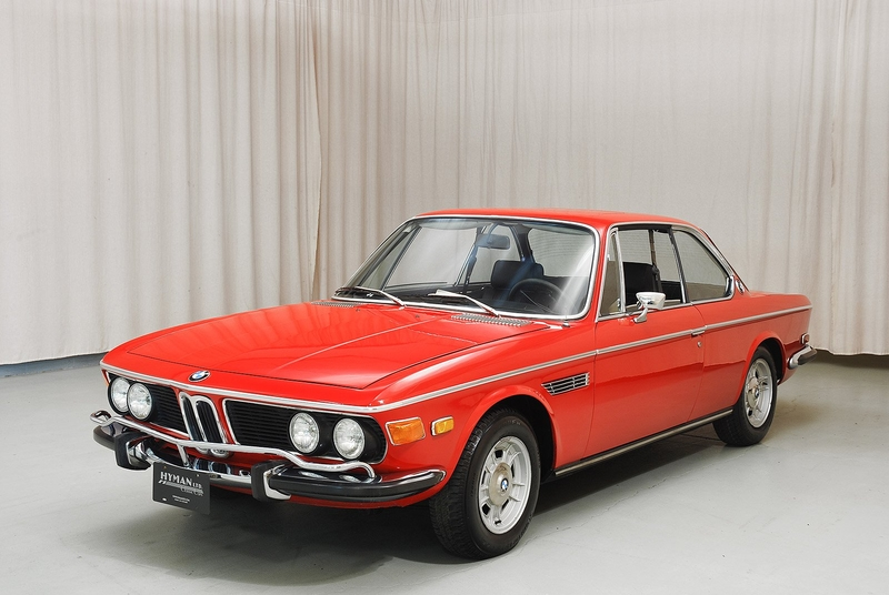 1972 bmw 3 0cs e9 is listed sold on classicdigest in st for Hyman motors st louis