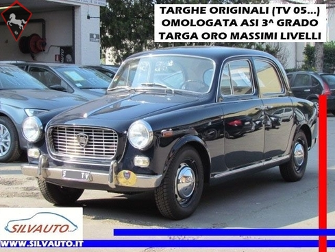Lancia Fulvia 1960