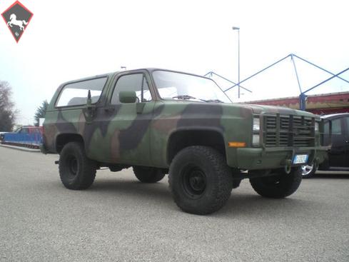 Chevrolet Blazer 1986