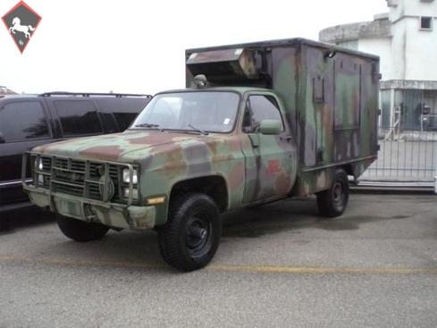 Chevrolet K30 1986