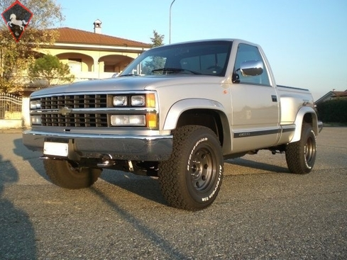 Chevrolet Silverado 1988