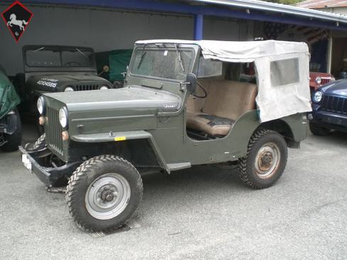 Jeep CJ-3B 1977
