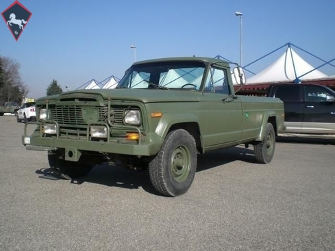 Jeep Wagoneer 1981