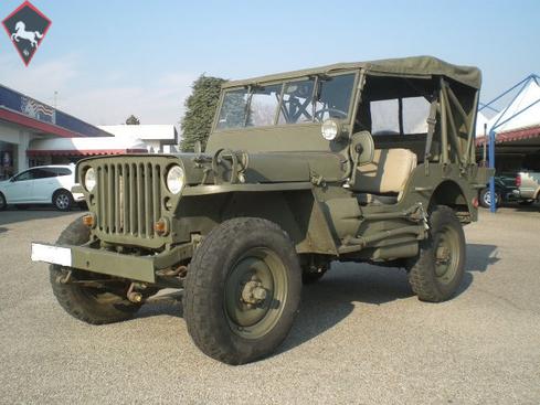 Jeep MA/MB 1956