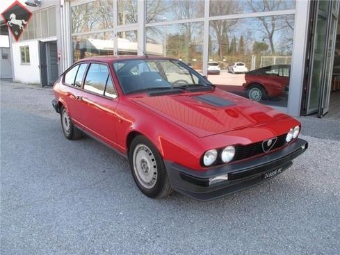 Alfa Romeo GTV V6 1983