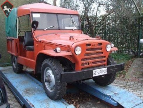 Fiat Dovunque 1964