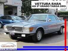 Mercedes-Benz 350SLC w107 1973
