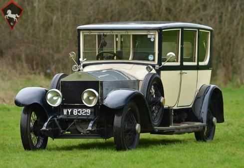 Rolls-Royce 40/50 Silver Ghost 1923