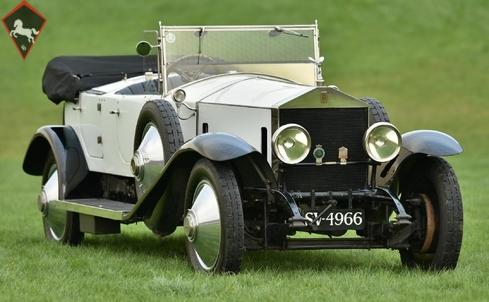 Rolls-Royce 40/50 Silver Ghost 1925