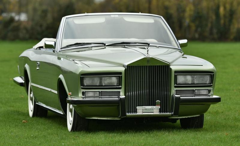 1973 Rolls-Royce Phantom VI is listed Sold on ...