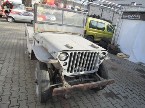 Jeep MA/MB 1945