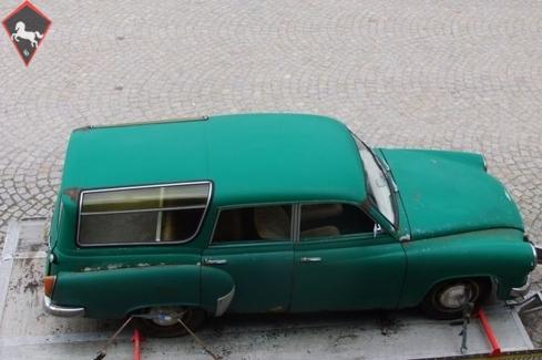 Wartburg 311 1964