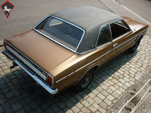 1971 ford taunus is listed verkauft on classicdigest in - Ford taunus gxl coupe 2000 v6 1971 ...