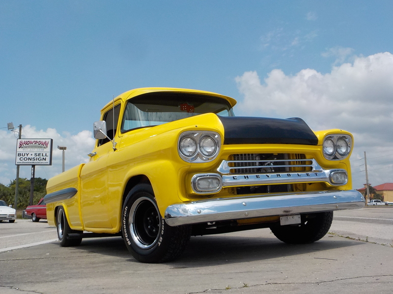 1959 Chevrolet Apache Is Listed For Sale On Classicdigest In Port