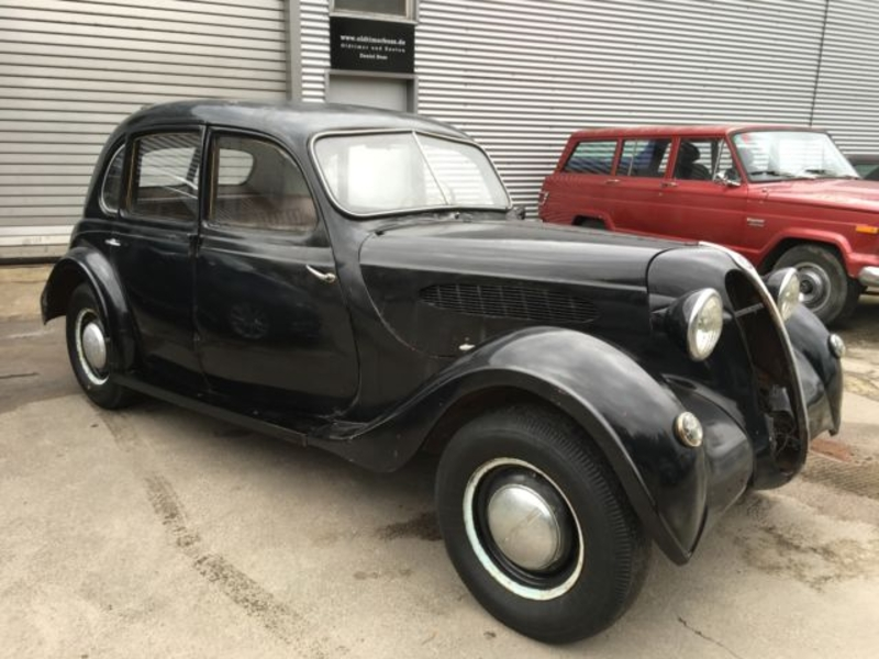 1939 bmw 326 is listed verkauft on classicdigest in. Black Bedroom Furniture Sets. Home Design Ideas