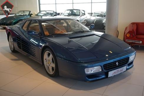 Ferrari Testarossa 1992