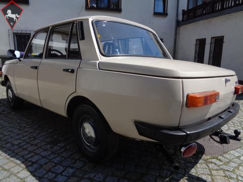 Wartburg 353 1970