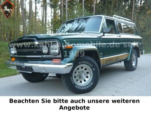 Jeep Cherokee 1980