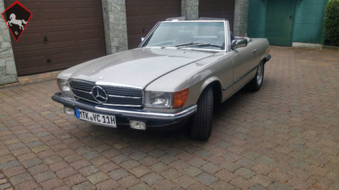 Mercedes-Benz 280SL w107 1985