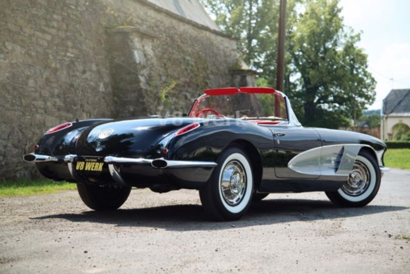 1959 corvette c1 is listed zu verkaufen on classicdigest. Black Bedroom Furniture Sets. Home Design Ideas