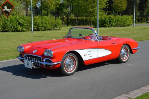 1959 chevrolet corvette is listed verkauft on. Black Bedroom Furniture Sets. Home Design Ideas