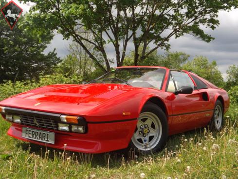 Ferrari 308 GTS 1985