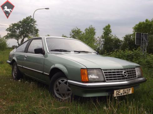 Opel Monza 1982