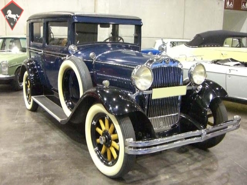 Essex Standart 1929