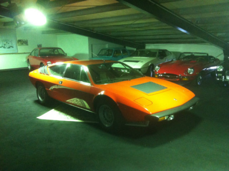 1975 Lamborghini Urraco Is Listed For Sale On Classicdigest In