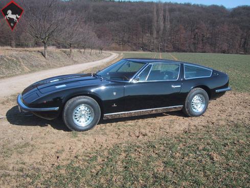 Maserati Indy 1970