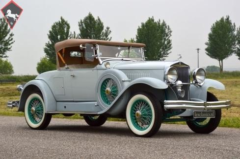 Hupmobile Model32 1929