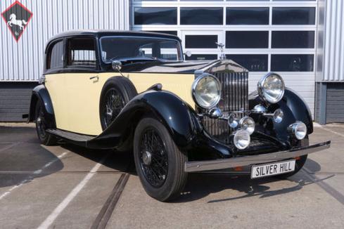 Rolls-Royce 25/30 1935