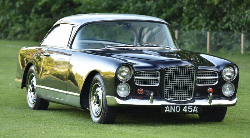1960 facel vega hk 500 is listed sold on classicdigest in. Black Bedroom Furniture Sets. Home Design Ideas