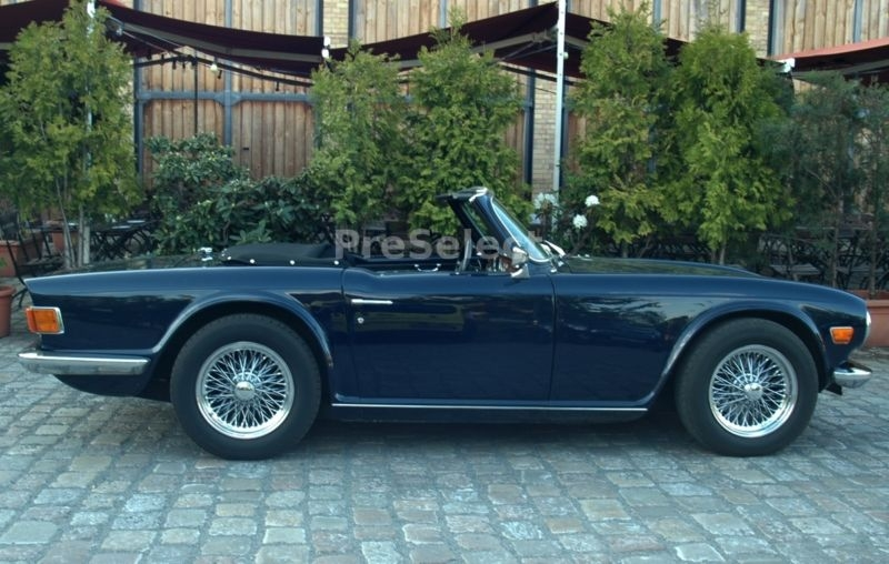 1971 Triumph Tr6 Is Listed Sold On Classicdigest In Wiebestr 36
