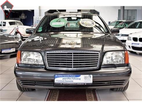 Mercedes-Benz w140 1994