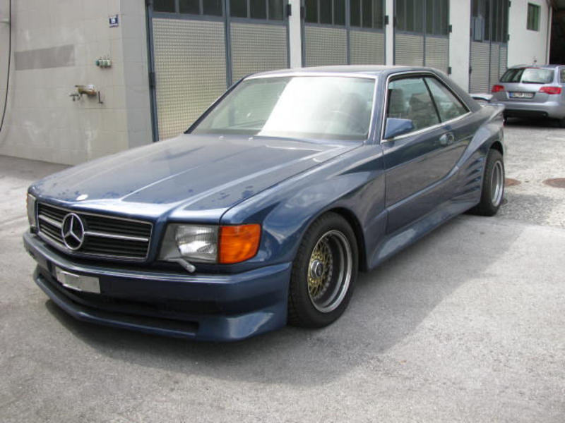 1985 mercedes benz 500 sec w126 is listed for sale on. Black Bedroom Furniture Sets. Home Design Ideas
